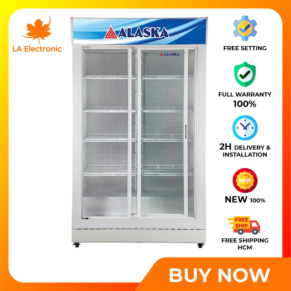 Trả Góp 0% – Tủ Mát ALASKA 700 Lít SL-7C – Miễn phí vận chuyển HCM