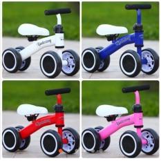 Xe chòi chân cân bằng 4 bánh Mini xiaoloxiong