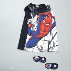 Áo thun Spider-man sát nách Rabity 5355