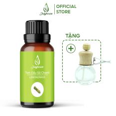 Tinh dầu Sả Chanh thơm phòng khử mùi 30ml JULYHOUSE (Tặng vỏ khuếch tán)