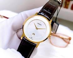 Đồng hồ nam dây da máy pin Orient Sapphire FGW01008W0