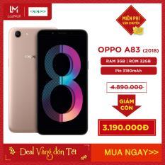 OPPO A83 2018 – Hãng phân phối chính thức