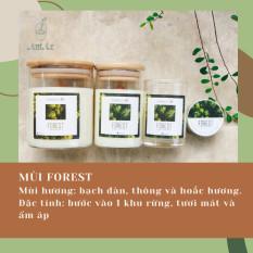 Nến Thơm Thiên Nhiên – Forest – A Little Bit