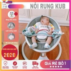 Nôi kub kết nối bluetooth, nôi em bé, cũi, tháo ra giặt dễ dàng bản mới nhất 2021 trọng tải 20kg, LinhNam Babishop đồ sơ sinh chính hãng, LinhNam Babishop đồ sơ sinh chính hãng