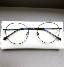 Gọng kính cận mắt tròn Elmee – kính mắt to dành cho cả nam và nữ, có cắt mắt cận