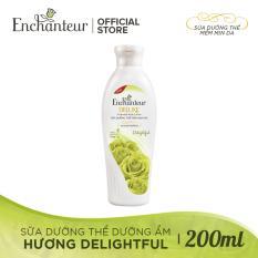 Enchanteur sữa dưỡng thể dưỡng ẩm Delightful 200g