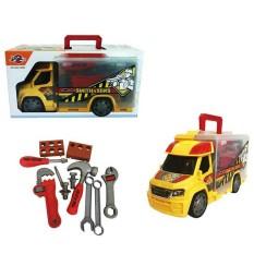 Bộ đồ chơi các phương tiện xe giao thông VBC-969-K08B