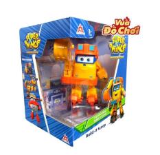 Robot Biến Hình Cỡ Lớn Scoop Xây Dựng SUPERWINGS YW730213