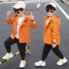 áo khoác cho bé , áo gió 5 – 14 tuổi 0046