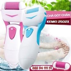 Máy chà gót chân loại tốt-máy chà gót chân Kmei vận hành êm ái bảo vệ da chân- BẢO HÀNH CHÍNH HÃNG 3 THÁNG LỖI 1 ĐỔI 1 TẠI PopBee Store