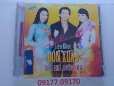 CD Liên Khúc Đón Xuân Này Ta Nhớ Xuân Xưa ASIACD365