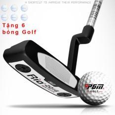 Gậy Golf Putter PGM MTG 002 – 34 inh – 490g – Stainless steel – Tặng 6 bóng golf tiêu chuẩn màu ngẫu nhiên 2019