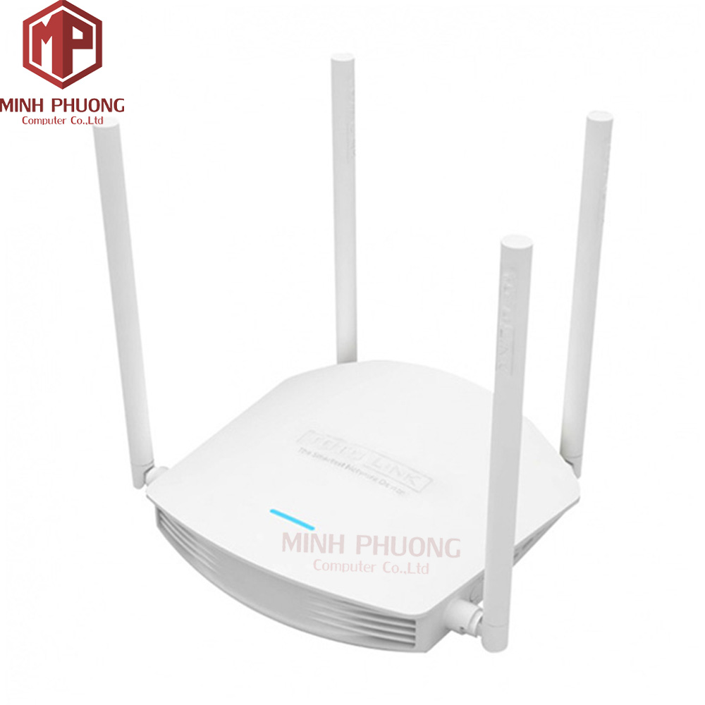 TOTOLINK N600R - ROUTER WIFI TỐC ĐỘ 600Mbps - n600r