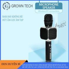 Micro Karaoke Bluetooth YS-69 kiêm loa nghe nhạc – âm thanh cực đỉnh – dung lượng pin lớn – hút âm thanh sâu