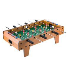 Đồ chơi bàn bi lắc bóng đá cỡ lớn Table Top Football TTF-69 bằng gỗ 70*40cm cho trẻ em, ngưới lớn