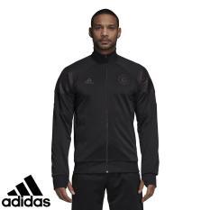 adidas Áo khoác thể thao nam BE289 Manchester United Icon Track Jacket CW7653