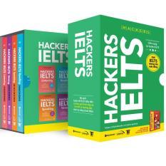 Sách – Combo Hackers IELTS (4 cuốn)