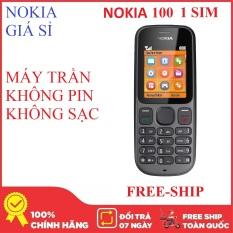 Điện thoại Nokia N100 – Máy trần (không pin sạc) – Siêu rẻ – Nokia Giá Sỉ
