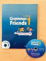 Sách Grammar Friends 1 – ảnh thật