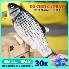 [Xả kho 3 ngày] Đồ chơi cá nhảy vui nhộn, cá nhảy tik tok cho bé- Niki Store