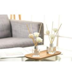 Lọ tinh dầu để bàn JOSMINE của Pháp+ hoa gỗ.Tinh dầu thơm cao cấp.Nhẹ nhàng mà êm ái
