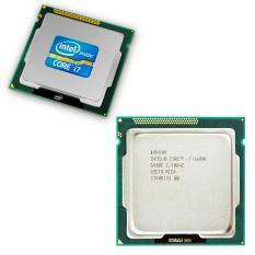 Chip máy tính cpu intel core i7 2600 3.40GHz Socket 1155 chơi game, nâng cấp PUBG