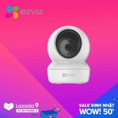 Camera Wifi Ezviz C6N 1080p , C6N 2.0MP Khả năng xoay 360, Đàm thoại hai chiều, – Hãng phân phối chính thức