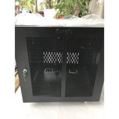 Tủ Rack 10U Có Ổ Cắm Điện