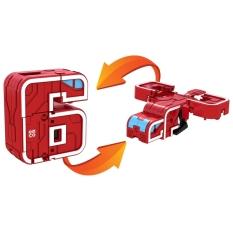 Đồ Chơi Lắp Ráp Robot Đại Chiến Hình Số Emco 6899 Series 2 – Số 6