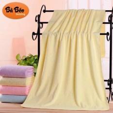 Khăn tắm xuất nhật siêu mềm mịn khổ 70×1,4M loại 1 siêu mềm bà béo Bedding