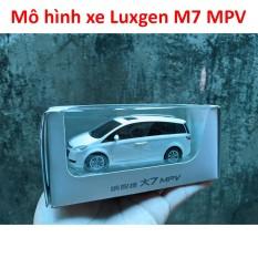 Mô hình xe Luxgen M7 tỉ lệ 1:43
