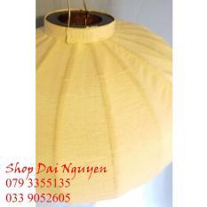 Đèn lồng Hội An kiểu tròn 45 cm