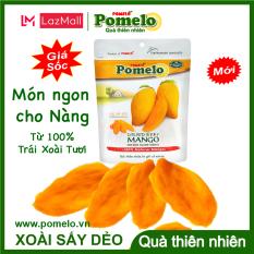 [CAO CẤP] Xoài Sấy Dẻo POMELO 200g – Soft Dried Mango
