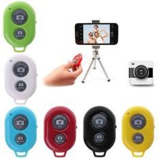 Remote Bluetooth Điều Khiển Từ Xa Chụp Ảnh Tự Động Cho điện thoại và máy ảnh [Ngọc Nam]
