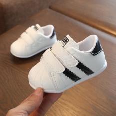 Giày thể thao cho bé trai và bé gái, Giầy tập đi trẻ em từ 0 đến 2 tuổi