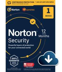 Phần mềm Norton Security 1 Device 1 Year