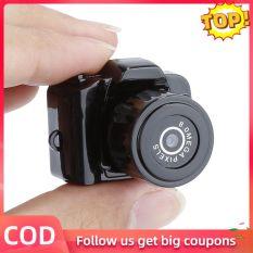 Laztech máy ảnh mini 720p, camera webcam không dây chất lượng cao tiện lợi quan sát rõ ngày và đêm – INTL