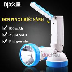 Đèn pin sạc siêu sáng DP-9029, đèn pin 2 chế độ, đèn pin kiêm đèn để bàn – Đức Hiếu Shop