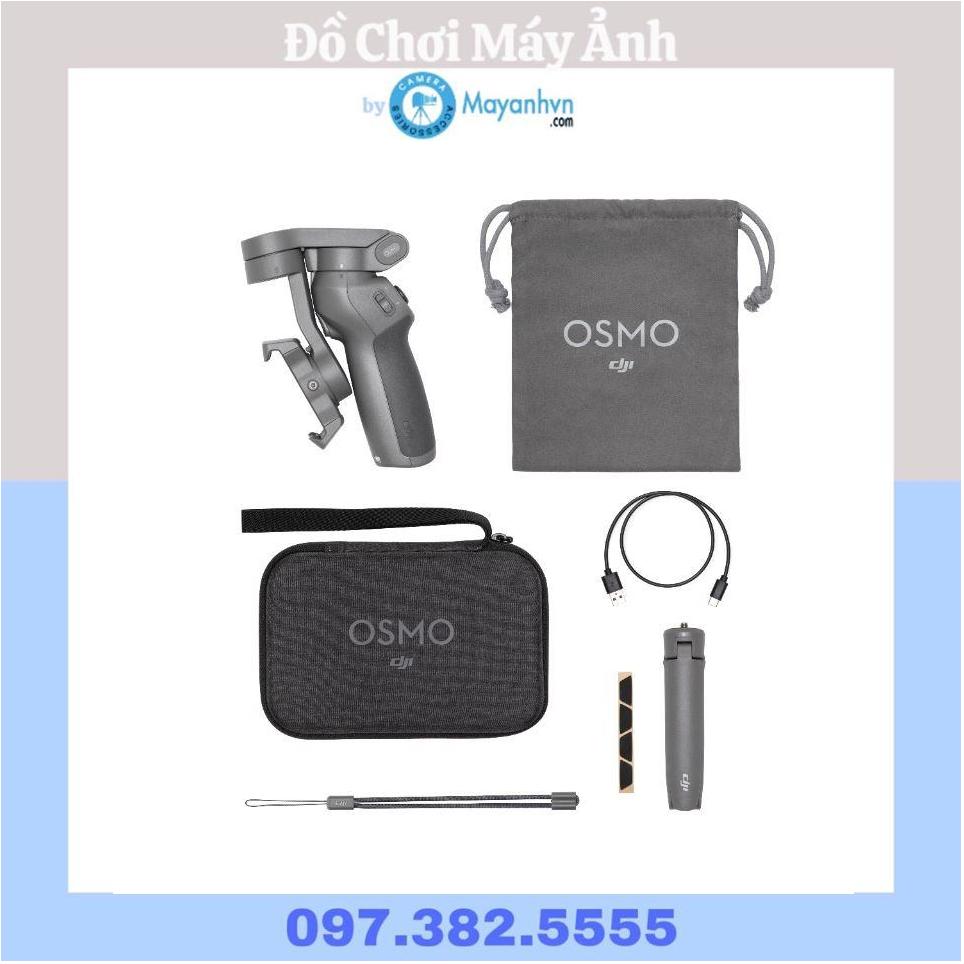 DJI OSMO Mobile 3 Combo -Tay Cầm Chống Rung Cho Điện Thoại ( Bảo hành 12 tháng)