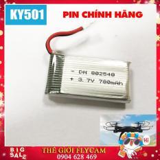 Pin Flycam KY501 780mAh 3.7V pin thay thế chuyên dụng