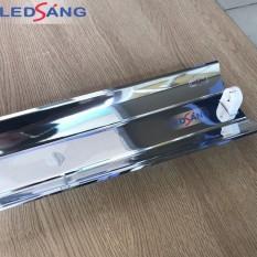 Máng đèn led 1.2m – Máng đèn led inox đơn 1.2m – Máng đèn led inox đôi 1.2m