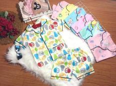 Bộ pijama size đại cho bé gái 18-32kg