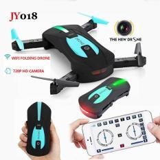 Flycam JY018 – Máy bay Chụp Ảnh Selfie trên cao, Camera FPV WIFI 720P điều khiển bằng điện thoại Flycam giá rẻ, Flycam mini phiên bản mới