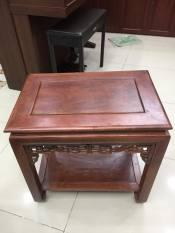 Ghế đôn chữ nhật, cao 70cm, mặt đôn 40x60cm, thích hợp kê vật dụng trang trí trong nhà