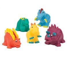Bộ đồ chơi nhà tắm – khủng long BATTAT BT2604Z
