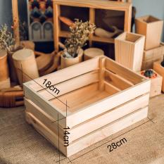 Két gỗ pallet/Thùng gỗ pallet – wooden pallet