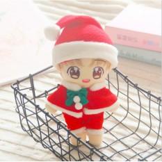 Outfit noel dành cho doll 20-22cm (B5B04)