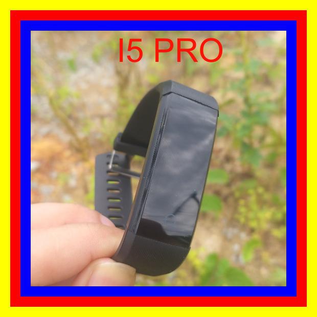 Vòng đeo tay thông minh I5 Pro cá tính thể thao. Hỗ trợ thông báo cuộc gọi, tin nhắn, facebook các mạng xã hội. Đo huyết áp, nhịp tim, chơi thể thao. Bảo hành 12 tháng