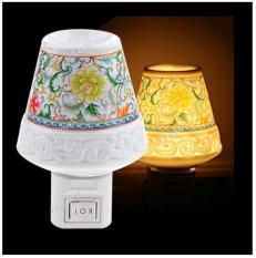 Đèn ngủ sứ nhiều mẫu – Đèn ngủ sứ