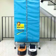 SALE HOT CHO BÔ SP-Tủ sấy quần áo Panasonic HD-882F tiết kiện năng lượng điện – Bảo hành 1 năm